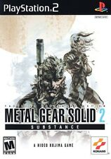 Metal Gear Solid 2: Substance - Playstation 2 Game Complete
