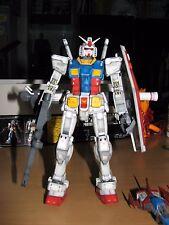 Gundam RX-78 1/100 Master Grade 3.0 Model Kit Bandai daltanious getter jeeg