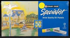 Artists-Oil-Pastels-36-Cray-Pas-Sakura-drawing-painting-Premium-Art-Materials