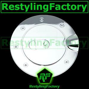 2007-2014 CHEVY SILVERADO 2500 3500 HD Triple Chrome Gas Door Cover Fuel Cap