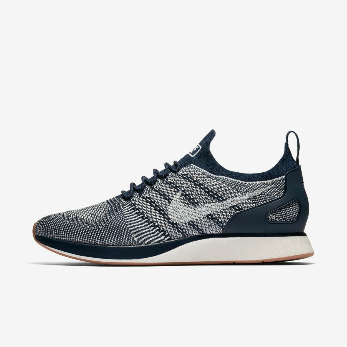 Nike Air Zoom Maria Flyknit Racer homme Trainer chaussures College Navy 8-11.5  130