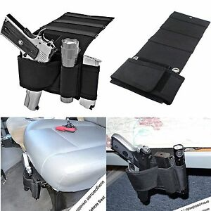 taktisch pistole holster unter bett auto pistol handgun. Black Bedroom Furniture Sets. Home Design Ideas