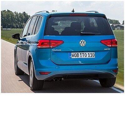 NEU! VW Touran 03-10 PDC hinten Stoßstange Stoßfänger in Wunschfarbe lackiert
