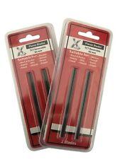 10x HSS Hobelmesser für Bosch Hobel Elektrohobel PHO 150 GHO 26-82 GHO 15-82