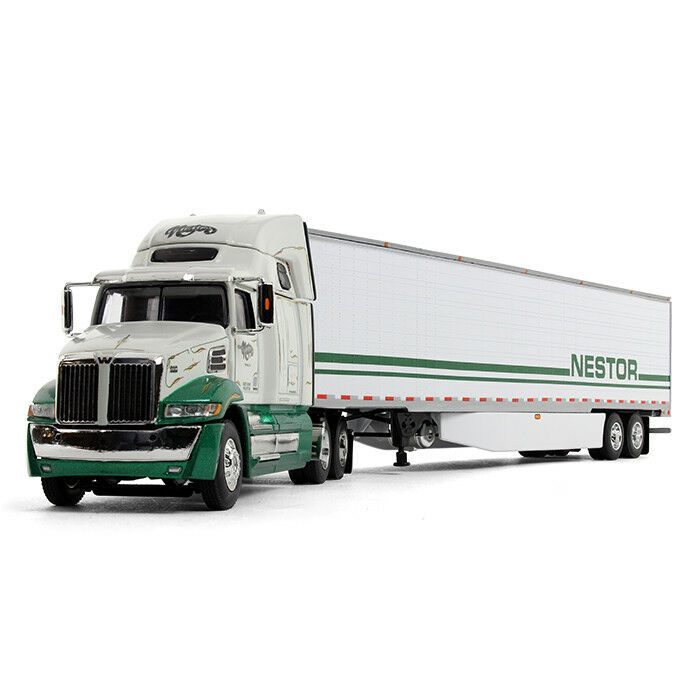 DCP 34162 34162 34162 - Nestor - Western Star 5700 With Van Trailer 661
