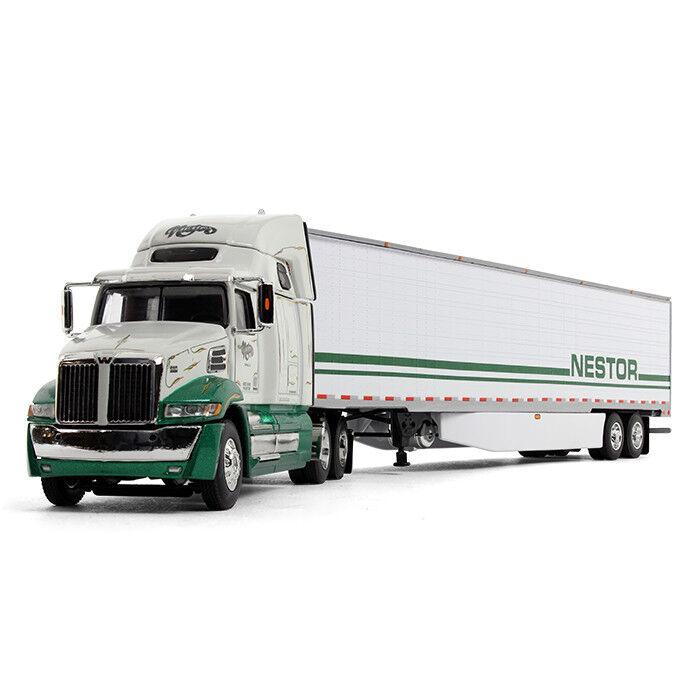 DCP 34162 34162 34162 - Nestor - Western Star 5700 With Van Trailer 6fb