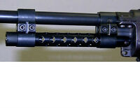 Ruger Mini 14 30 Accu-strut Barrel Stabilizer Blued Stainless Steel Xdrill Usa