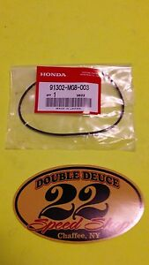 GENUINE Honda NOS 91302-MG8-003 O-Ring (93.3x2.3) VT1100 GL1800 NRX1800