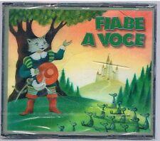 FIABE A VOCE BOX 3 CD F.C. SIGILLATO!!!