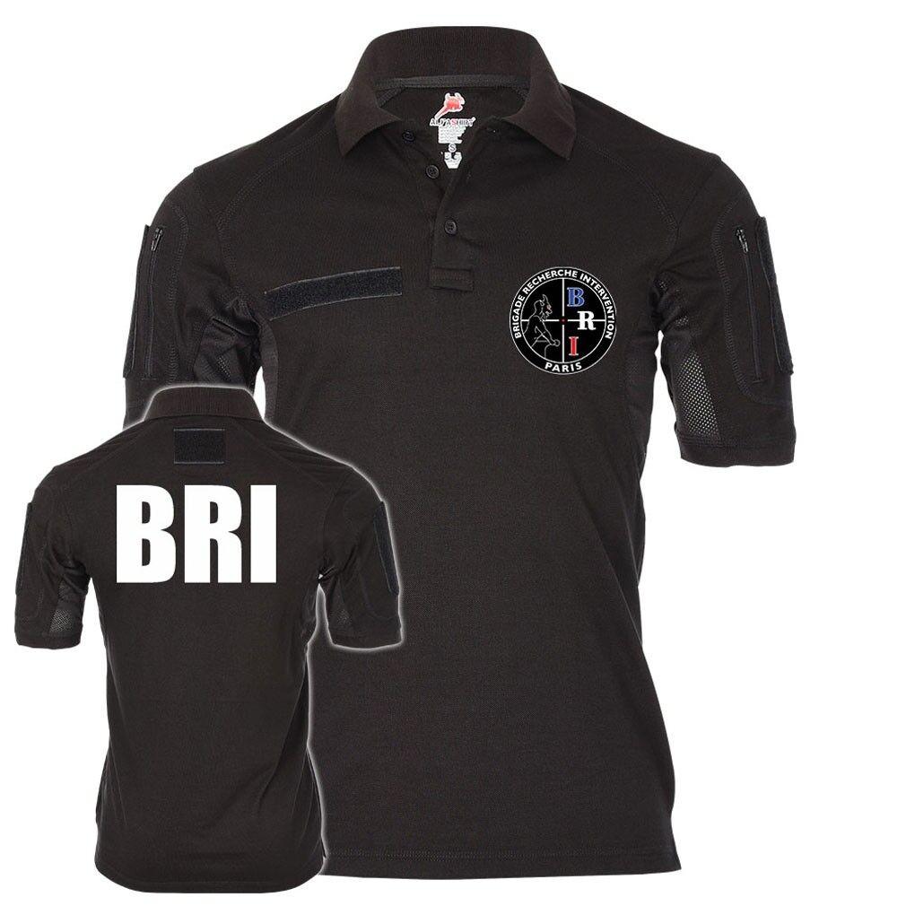Tactical Polo Alfa BRI Brigade de recherche et d'intervention Paris
