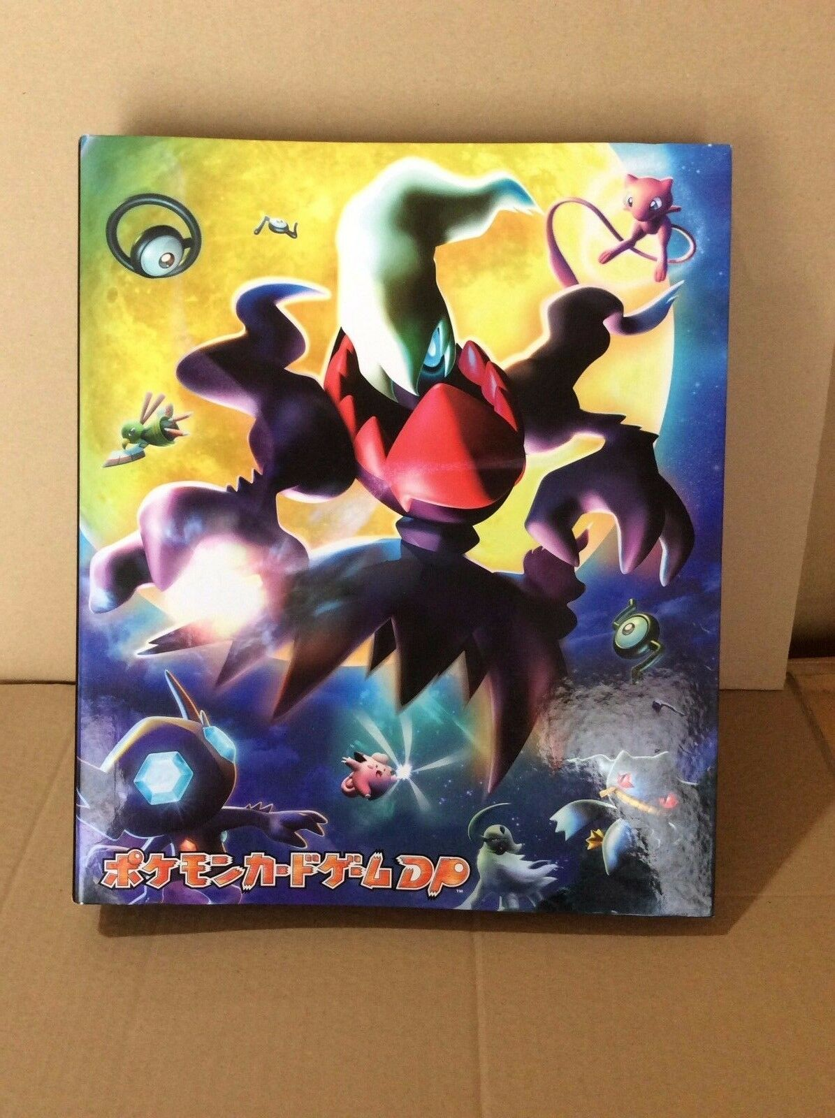 Rare Pokemon Cards Collection w  official file     a57a78