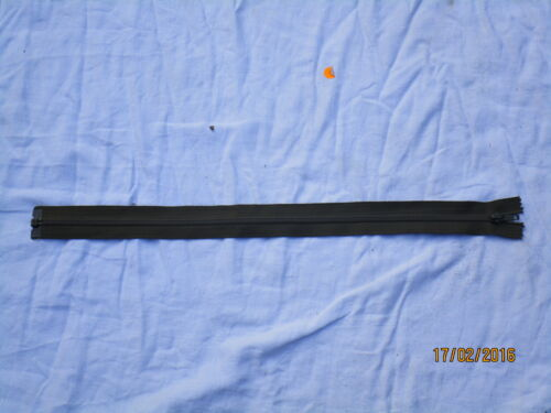 48cm lang oliv,OPTI Reißverschluß für Jacke