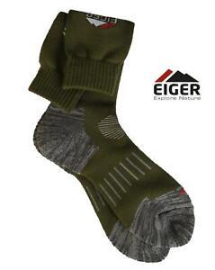 Socken Wintersocken Profit Eiger Sock 40 43 Trekking Jagd Angeln Berg Herren Hot
