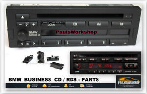 BMW-Business-CD-1-Stk-Abdeckung-Business-CD-RDS-Abdeckkappe-Cover-Radio