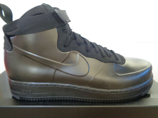 newest top quality many styles Nike Air Force 1 Foamposite Cup Light Carbon Ah6771 002 Size 8.5 ...