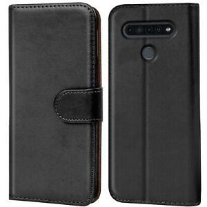 Book-Case-Fuer-LG-K4-20171s-Huelle-Flip-Cover-Handy-Tasche-Schutz-Huelle-Schale