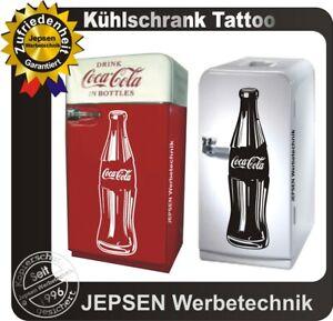 Coca-Cola-Aufkleber-120x34cm-Bottle-B1-XXL-z-B-fuer-Kuehlschrank-Tuer-Farbwahl