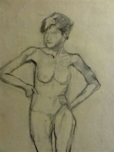 nackt erotische skizzen