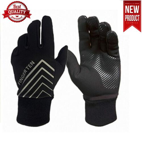 Winter Gloves Men Pair 3M Thinsulate Waterproof Windproof Running Outdoor Sports