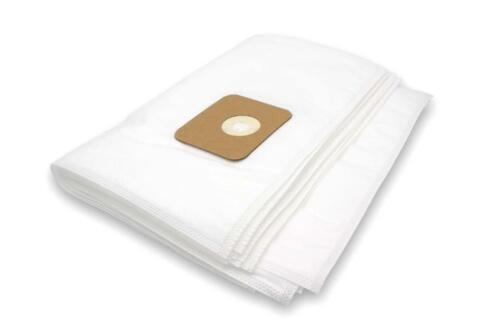10x Sacchetto per aspirapolvere filtro a sacco per Nilfisk Multi 20 Multi 30 107402336 T INOX
