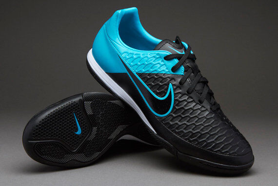 NIKE MAGISTA ONDA SOCCER SNEAKERS MEN SHOES BLACK blueE 651541-004 SIZE 11 NEW