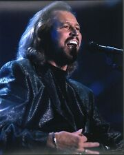 Bee Gees Barry Gibb signed autograph UACC AFTAL online COA