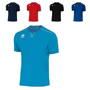 Image is loading Errea-Everton-Short-Sleeve-Football-Shirt-Various-Colours- f86f833d8