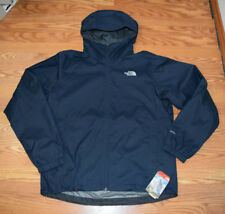 cacb4b95c The North Face Quest Jacket Mens Large Urban Navy Trail Hike Dryvent