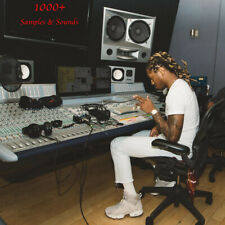 Future Sound Drums & Samples Kits Trap 808 FL Fruity Logic Pro X Final Cut Pro X