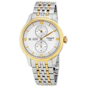 Tissot-Le-Locle-Automatique-Regulateur-Men-039-s-Watch-T006-428-22-038-02
