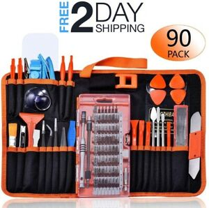 Professional-Repair-Tool-Kit-Fix-iPhone-Tablet-Cell-Phone-Computers-Electronics