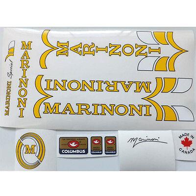 Marinoni #2  decal set for Campagnolo