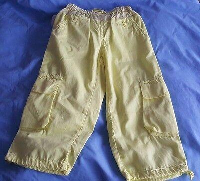 Acquista A Buon Mercato Girl's Designer Portofino Lime Verde Da Combattimento Pantaloni Età 5 Bnwt Rrp £ 47.99-mostra Il Titolo Originale