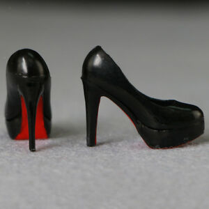 1//6 Female Doll High Heeled Shoes for   Hot Toys Figures