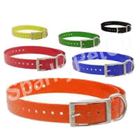 Sparky Petco 1 Square Buckle Dog Collars For Dogtra, Petsafe, Sportdog E Collar