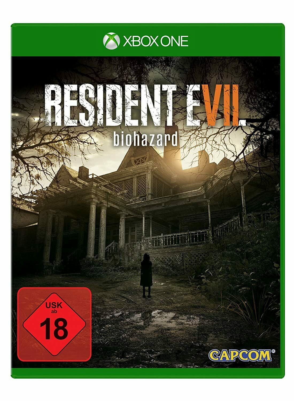 Resident Evil 7 Biohazard – [Xbox One]