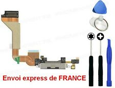 NAPPE DOCK CONNECTEUR DE CHARGE IPHONE 4  + OUTILS dock connector + tools