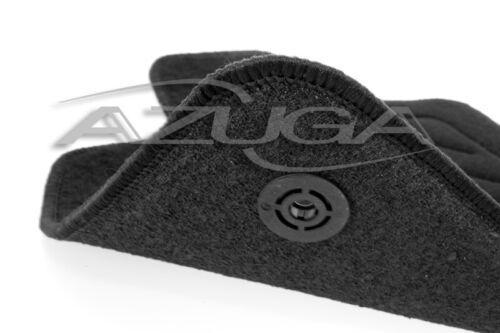 Velours-Fußmatten für Audi A3//A3 Sportback 8P Automatten Autoteppiche