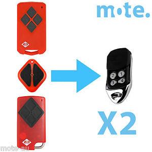 2-x-B-amp-D-Tritran-TB5-BD2-BD4-Compatible-Garage-Door-Remote-Control-A-Door-Diamond