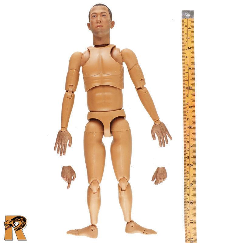 Takuya Hayashi - Nude Figure (Complete) - 1 6 Scale - 3R Action Figures