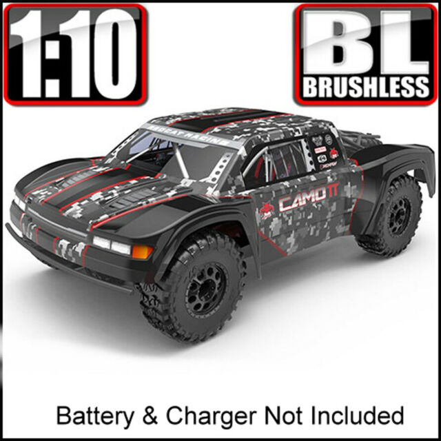 Trophy Truck For Sale >> Redcat Racing Camo Tt 1 10 Trophy Truck Brushless Electric 4wd Offroad Arr