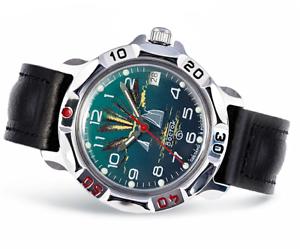 Uhr-Herren-Vostok-Militaer-Komandirskie-811976-NEU