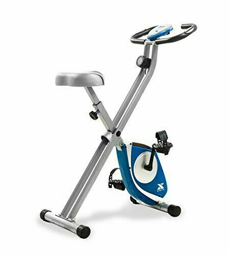 Xterra Fb350 Folding Exercise Bike For Sale Online Ebay