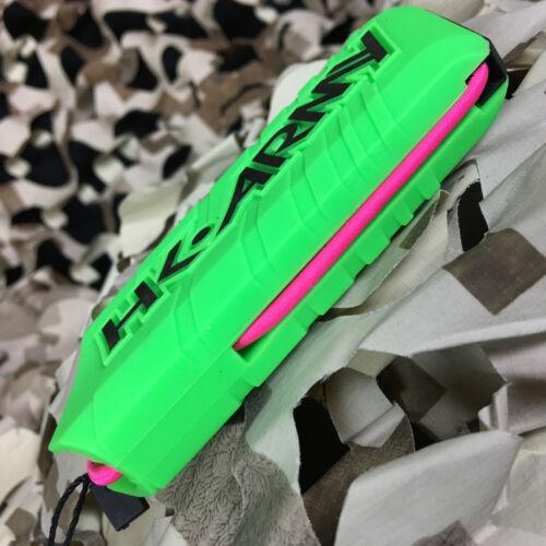 NEW HK Army Ball Breaker 2.0 Barrel Cover Sock Plug Condom Neon Green//Black