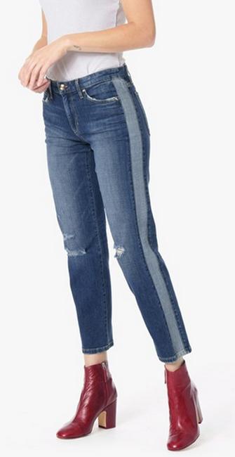 Joe's Jeans The Kass High Rise Slim Straight Ankle Jeans Venus 25 NWT  279