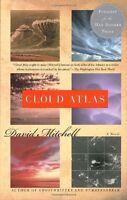 Cloud Atlas: A Novel By David Mitchell, (paperback), Random House Trade Paperbac