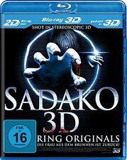 Sadako - Ring Originals in 3D ( Horror Kult BLU-RAY ) Satomi Ishihara, Kôji Seto