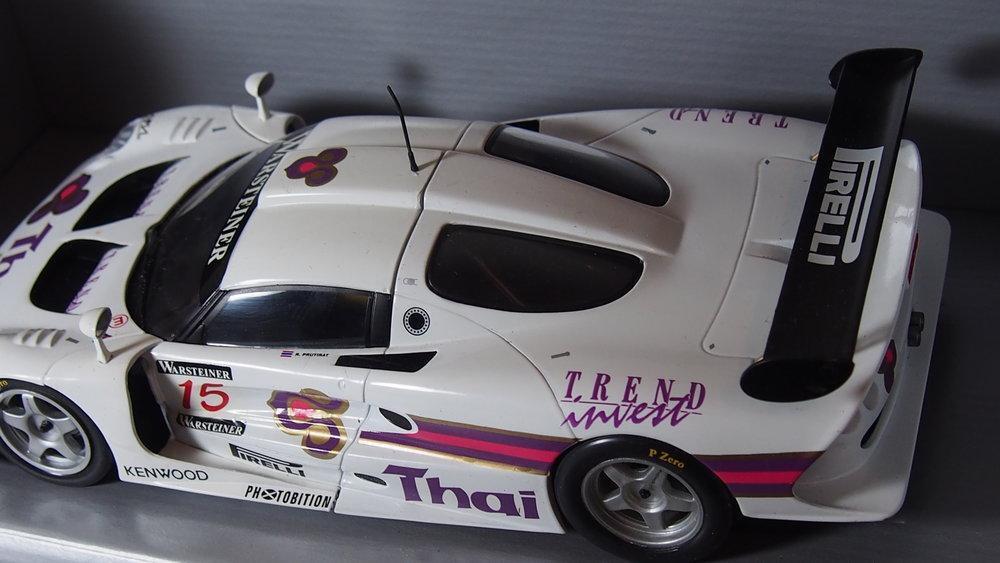 1:18 Chrono Lotus Elise GT1  15 Thai Thai Thai '97 afa8c1