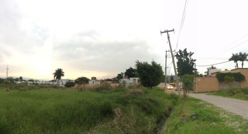 Terreno - Centro Jiutepec