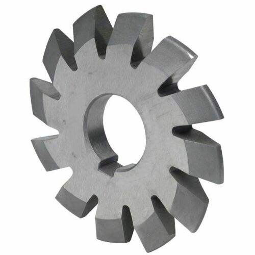 TTC 12 D//P x Cutter # 6 14-1//2° PA HSS Involute Gear Cutter